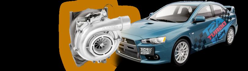Obnova in popravila avtomobilskih turbin